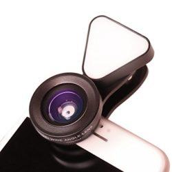 LIEQI JAPAN LQ-035 スマホ用カメラレンズキット 商品レビュー